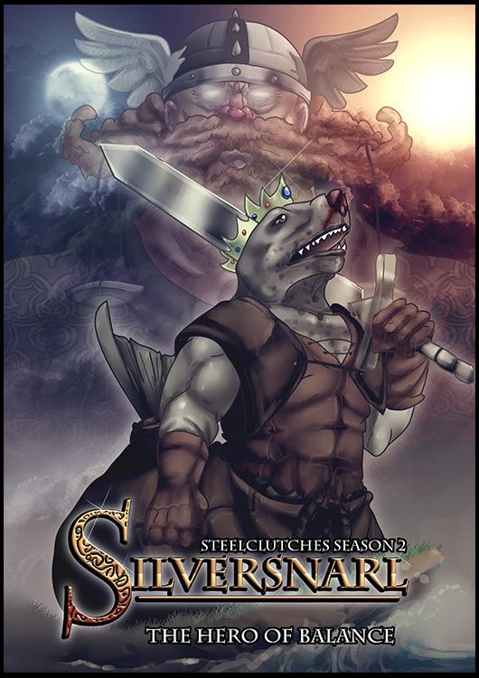 Bim Silversnarl, Hero of Balance by Number-Seventeen on