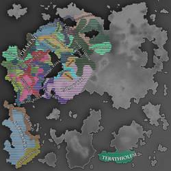 Minbazkar Political map 143 by Number-Seventeen