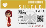 Shield Agent Evelyn Gray