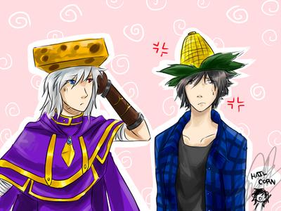Random Hats by pally-den