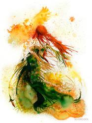 WitchFairy by KocieSamoZuo
