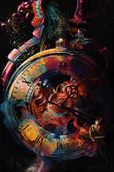 Timeweavers by KocieSamoZuo