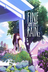 Fine Sometimes Rain Chapter 2 Cover