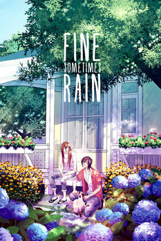 Fine Sometimes Rain Chapter 4 Cover