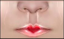 Heart on Lips