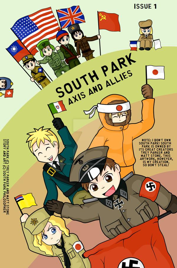 Southpark cartoon porn