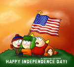 South Park Independence Day