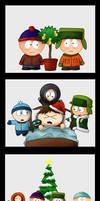 South Park 12 Days of Xmas I
