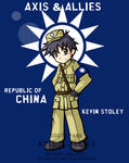 South Park WWII Kevin China