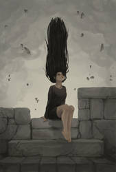 on the precipice by the-harpy