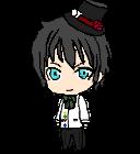 Blood Shimeji (In progress) by DeathKanonMichaelis