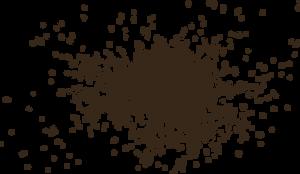 Splatter texture