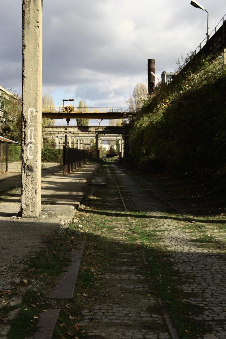 Factory entrance by RUYK