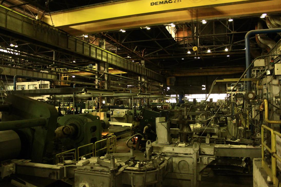 Factory #1 by RUYK