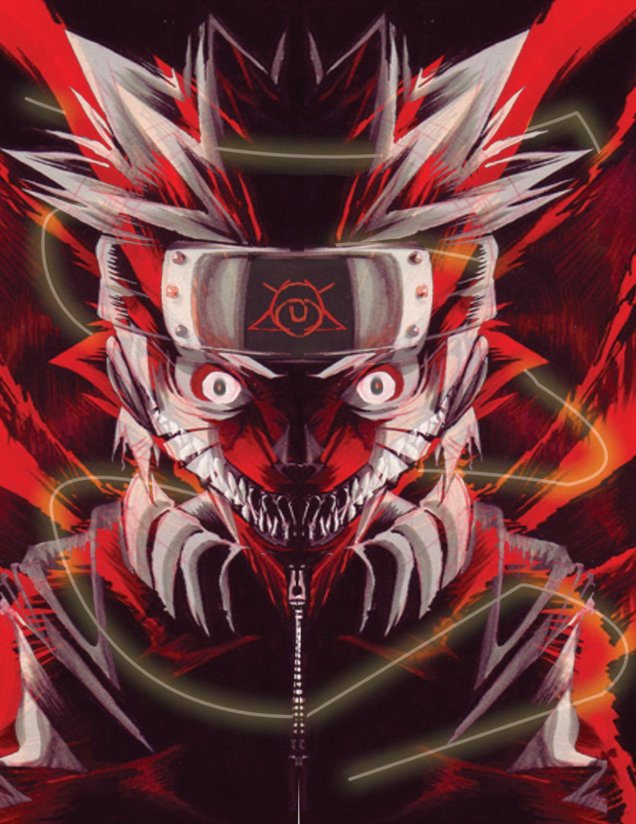 Nuevas Imagenes de Naruto con Chakra del Kyubi en el foro