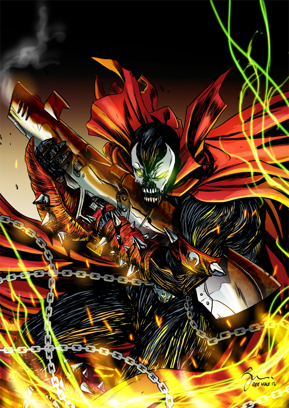 Spawn by GeeHALE