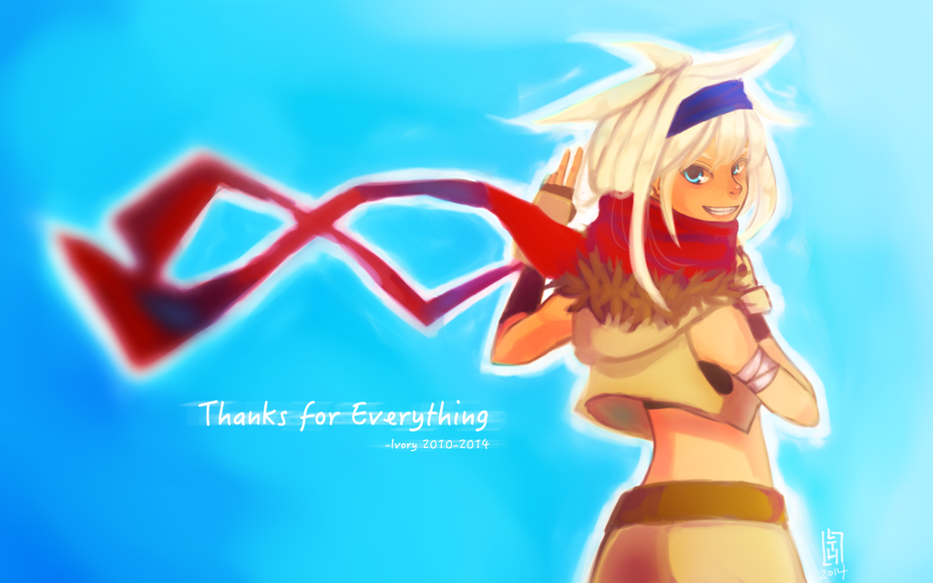 Thanks for Everything by LittleTreeHugger