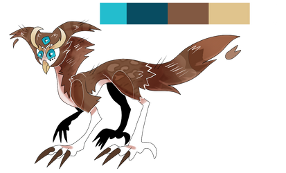 owlette-adopts custom by Clowncrime