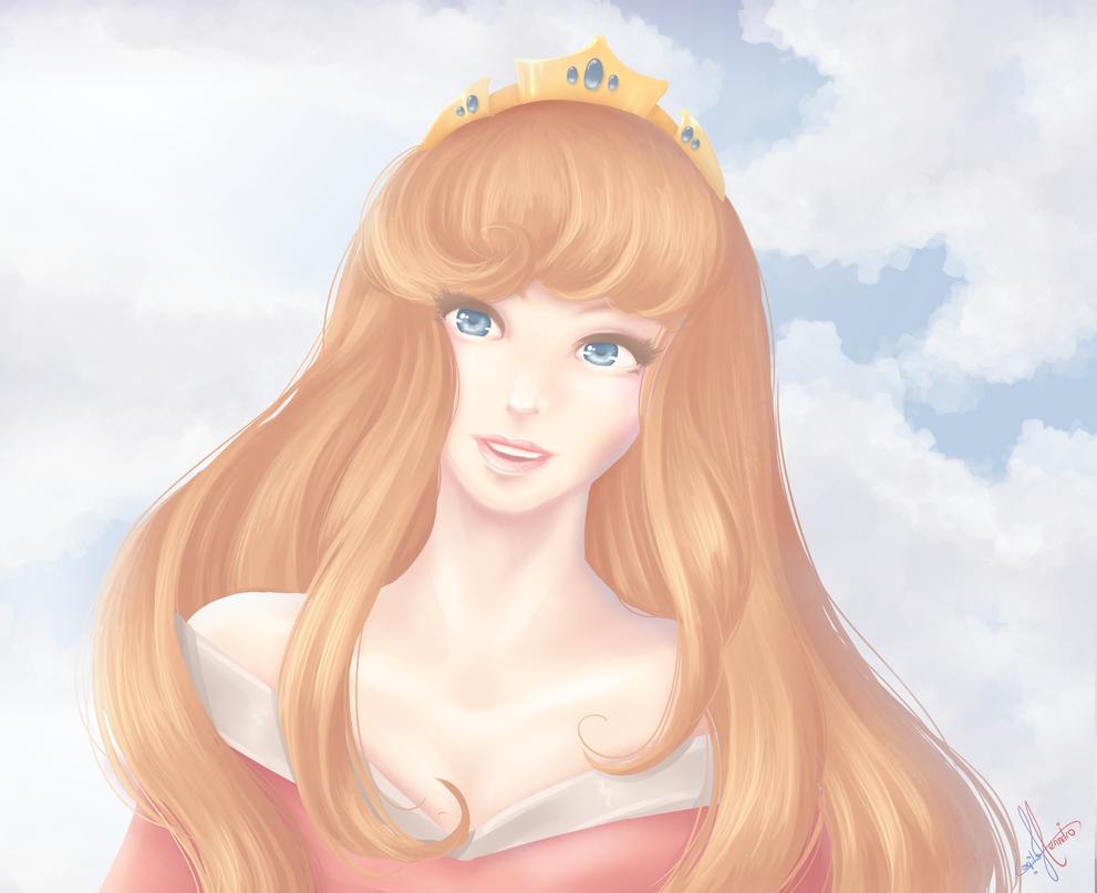 Aurora by Felirile