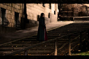 Black Angel: Autumn Depression by Lord-Alex