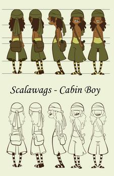 Cabin Boy - Character Turn