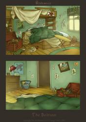 Backgrounds_Bedroom