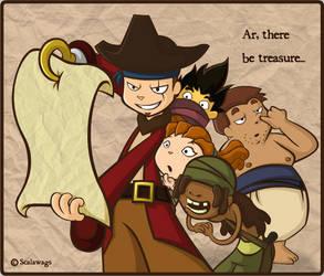 Ye Treasure Map