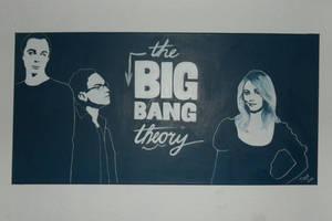The Big Bang Theory by aBal0rio