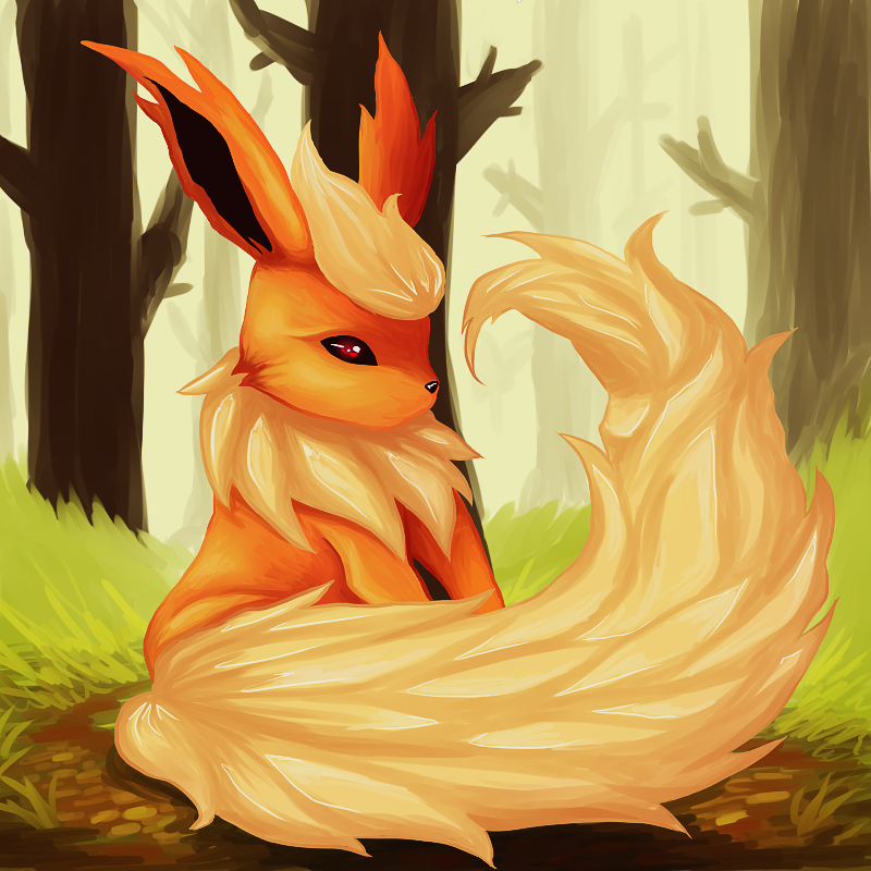 Flareon by Neokion