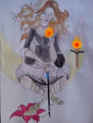 witch by Volia-HuntedDrakaina