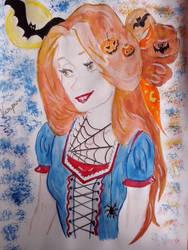 23/10/14 , theme: Vampire by Volia-HuntedDrakaina