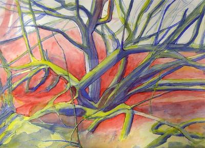 marshtrees 2 by Siebrand