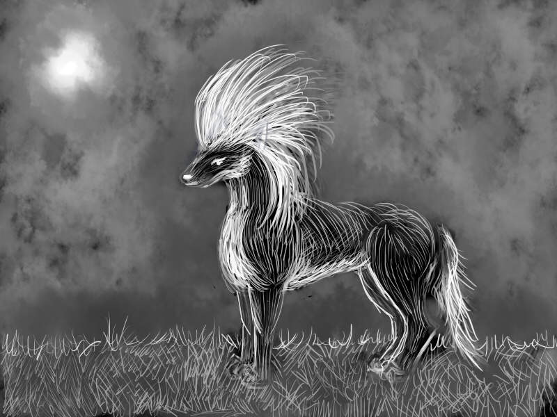 The spirit speaker by rocklovingwolf100