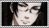 Kuroshitsuji ~ Claude Faustus ~ OLD Stamp by KiraiMirai