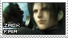 Final Fantasy VII ~ Zack Fair ~ Stamp 1 by KiraiMirai