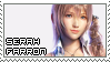 Final Fantasy XIII ~ Serah Farron ~ Stamp 1 by KiraiMirai