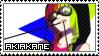 Nico Nico Douga ~ Akiakane ~ Stamp 1 by KiraiMirai