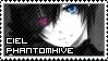 Kuroshitsuji ~ Ciel Phantomhive ~ Stamp 4 by KiraiMirai