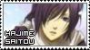 Hakuouki ~ Hajime Saitou ~ Stamp 2 by KiraiMirai