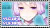 VOCALOID3 ~ Yuzuki Yukari ~ Stamp 4 by KiraiMirai