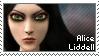 Madness Returns ~ Alice Liddell ~ Stamp 1 by KiraiMirai