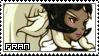 Final Fantasy XII ~ Fran ~ Stamp 1 by KiraiMirai