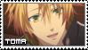 AMNESIA ~ Toma ~ Stamp 3 by KiraiMirai