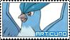 Pokemon First Generation ~ Articuno ~ Stamp 1 by KiraiMirai