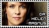 Sanctuary ~ Dr. Helen Magnus ~ Stamp 2 by KiraiMirai