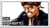 Final Fantasy VII ~ Cid Highwind ~ Stamp 1 by KiraiMirai