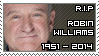R.I.P Robin Williams (1951 - 2014) by KiraiMirai