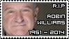 R.I.P Robin Williams (1951 - 2014) by KiraiMirai