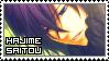 Hakuouki ~ Hajime Saitou ~ Stamp 6 by KiraiMirai
