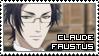 Kuroshitsuji ~ Claude Faustus ~ Stamp 1 by KiraiMirai